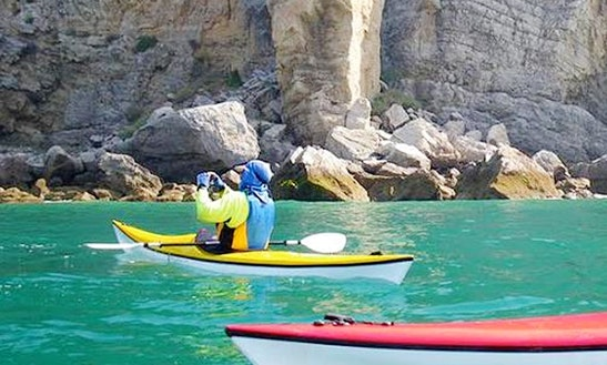 Kayaking Tours In Portugal