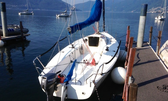 J80 Daysailer Rental In Ascona, Switzerland