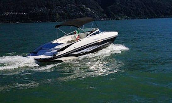 Rinker Captiva 246br Bowrider Rental & Trips In Ascona, Switzerland