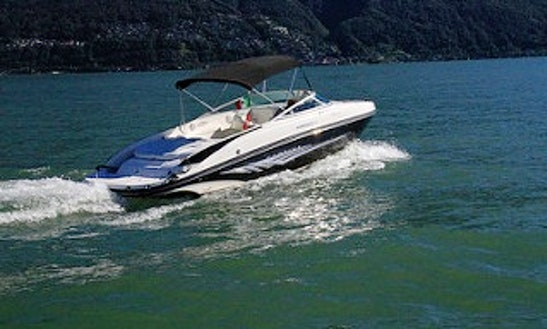 Rinker Captiva 246br Bowrider Rental & Trips In Ascona, Switzerland
