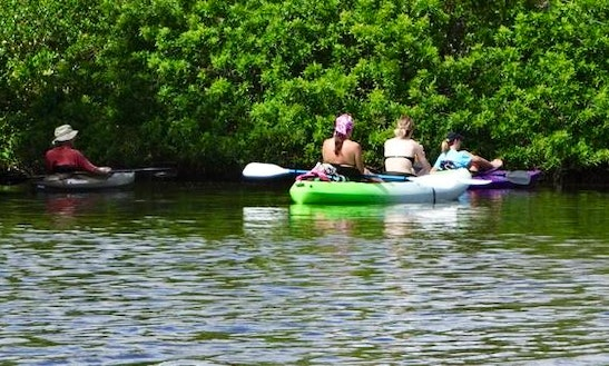 Tandem Kayak Rental In Winter Park