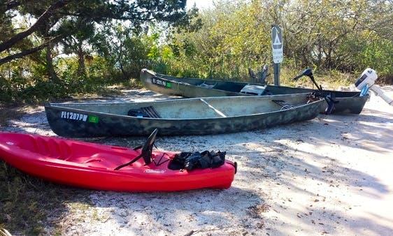 Canoe Rental In Winter Park