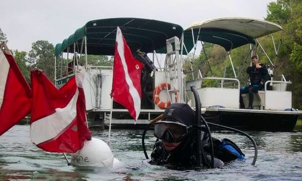Open Water Diver Course in Winter Park