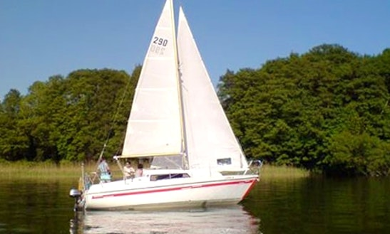 'liane Iv' Sailing Monohull Charter In Neuruppin