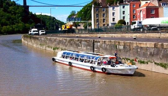 'bagheera' Canal Boat Trips & Private Hire In Bristol