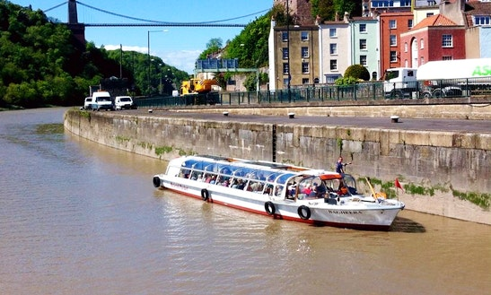 'bagheera' Canal Boat Trips & Private Hire In Bristol