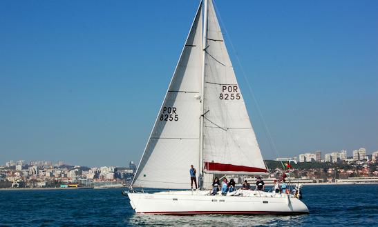 Beneteau Oceanis 411 Cruising Monohull Rental In Lisboa, Portugal