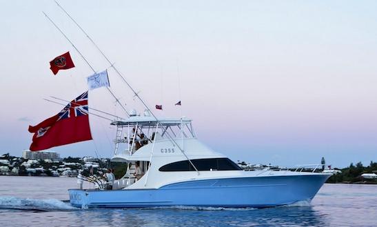 Bermuda Fishing Charter On 56ft