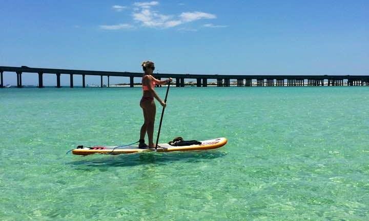 Paddleboard Rental & Lessons in Destin, Florida