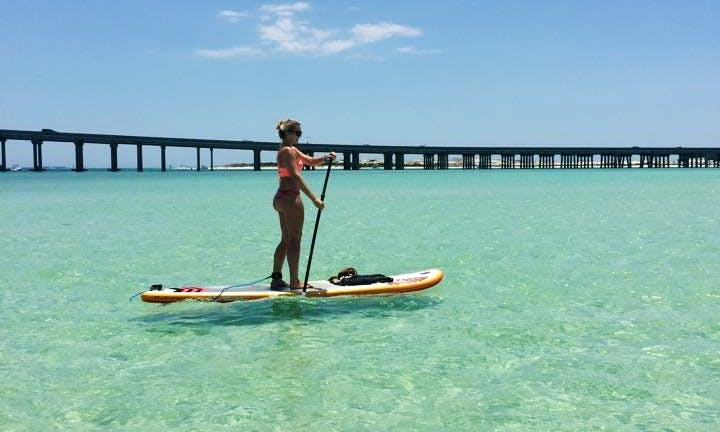 Paddleboard Rental & Lessons in Destin, Florida