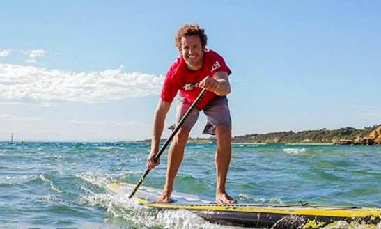 Paddleboard Rental & Lessons In Saint Kilda, Australia
