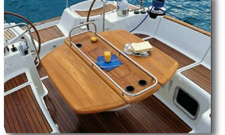 Sailing Charter On 54' Sun Odyssey 54DS  Sailing Yacht In Naples, Italy