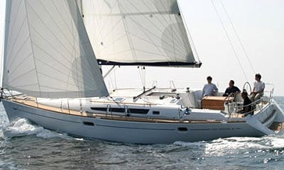 Sailing Charter On 45' Sun Odyssey Cruising Monohull In Naples, Italy