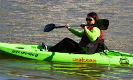 Kayak Rental In Alcoutim, Portugal
