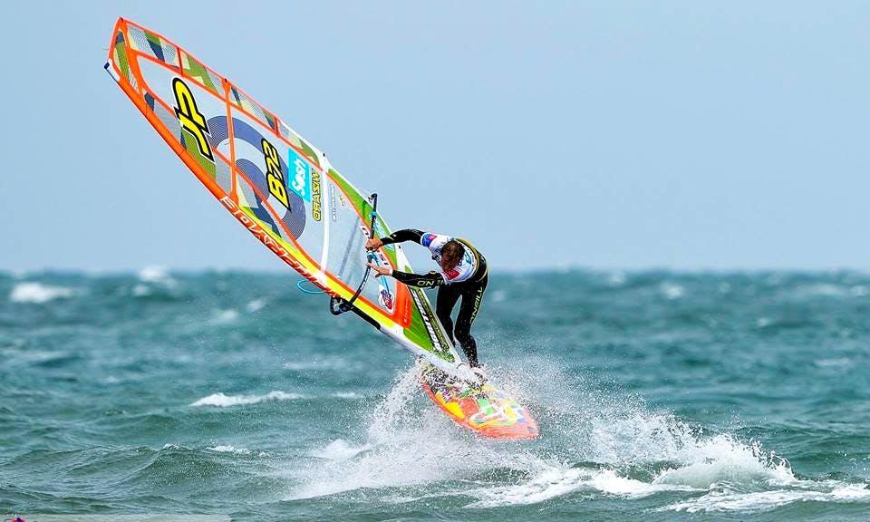 Windsurfing Lesson In Sandringham