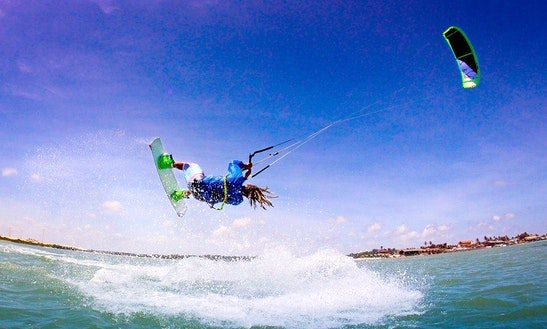 Learn To Kitesurf In Sandringham