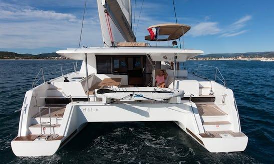 Cruising Catamaran Rental In Pollença