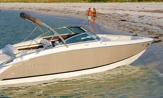 Rent A Cobalt R3 Bowrider In Mallorca, Spain For Up To 12 Person