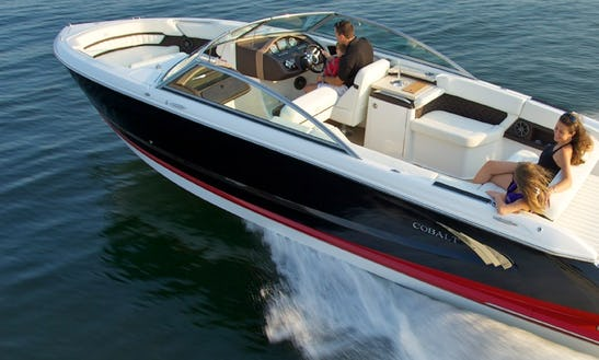 Charter A Cobalt A28 Bowrider For 12 Person In Port D'andratx, Spain