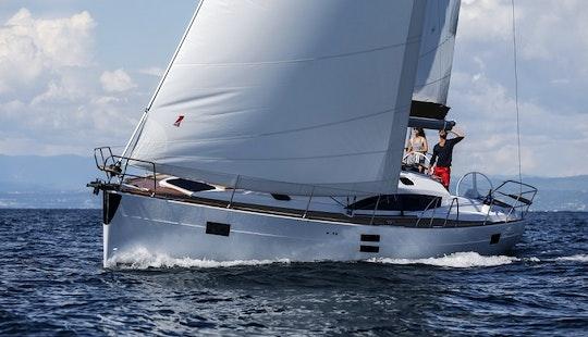 'caol Ila' Elan 45 Sailing Monohull Charter In Trogir