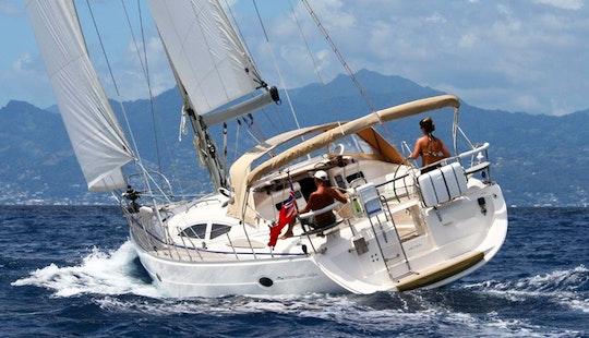 'dani' Elan 434 Sailing Monohull Charter In Trogir