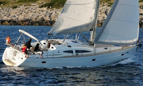 'didi' Elan 434 Sailing Monohull Charter In Trogir