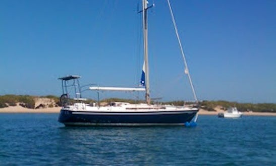 Explore The Best Beaches Andalucía, Spain With This Sailboat!