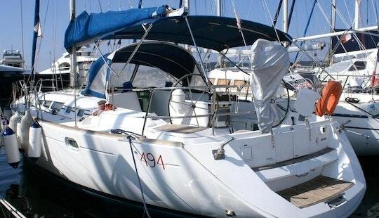 Sun Odyssey 49' Cruising Monohull