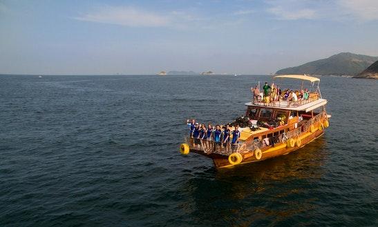 Boat Padi Diving Courses In Hong Kong
