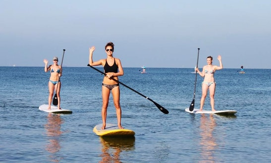 Paddleboard Rental & Lessons In Elwood, Australia