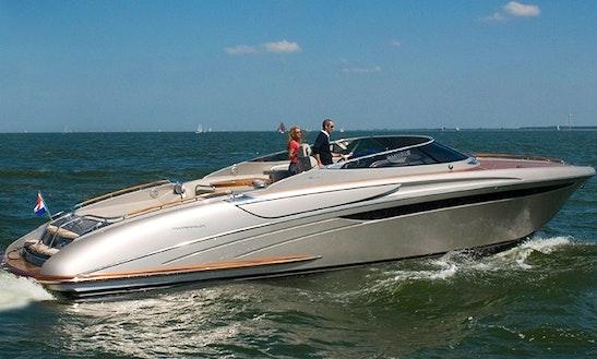 Riva 44 Rivarama Motor Yacht Charter In Muiden