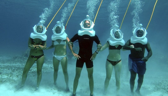 Underwater Walk Trip In Punta Cana