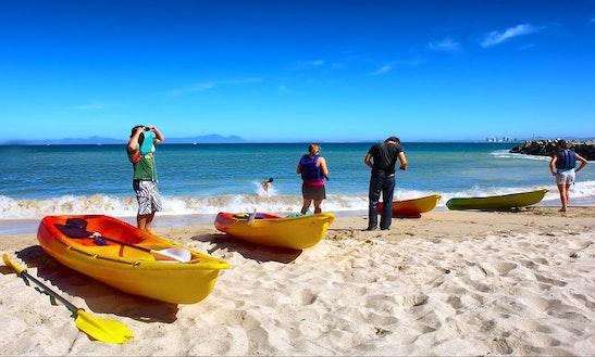 Kayak Trips In Marbella
