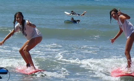 Learn to Surf in Marbella