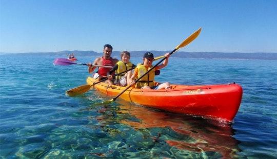 Sea Kayaking Day Tours In Dubrovnik