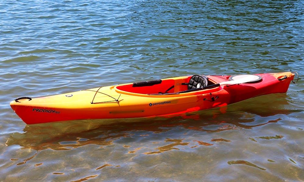 Quality Single Kayak Rental in Seattle, Washington