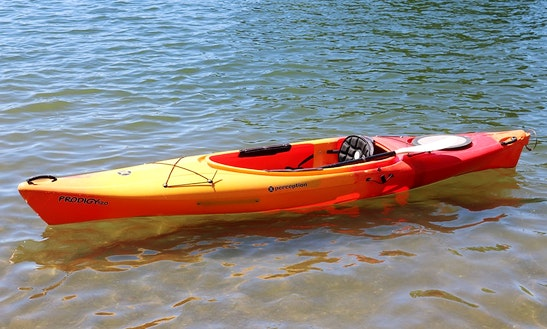Quality Single Kayak Rental In Seattle, Washington