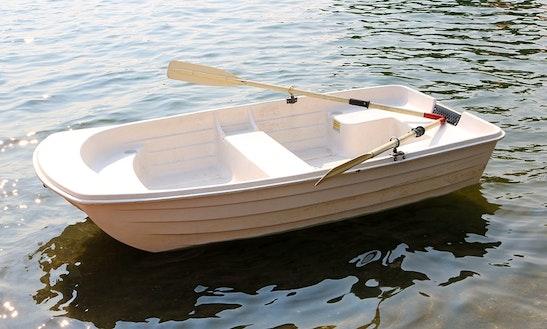 Row Boat Rental In Seattle