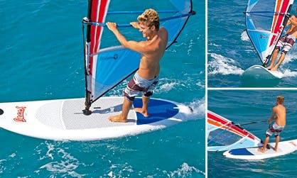 Wind Surfer Rental in Sandgate