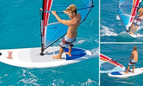 Wind Surfer Rental In Sandgate