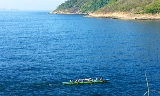 Outrigger Canoe Tour In Rio De Janeiro