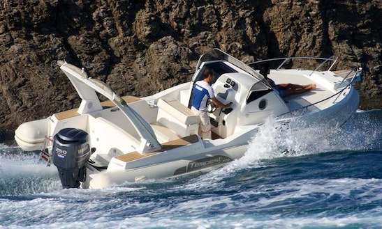 14-people Capelli 770 Rib Rental In Bonifacio