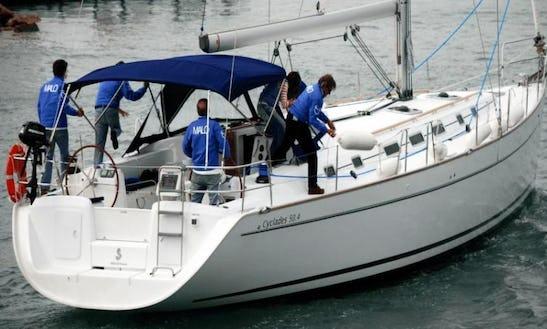 Charter 50ft Cruising Monohull In Portobelo, Panama