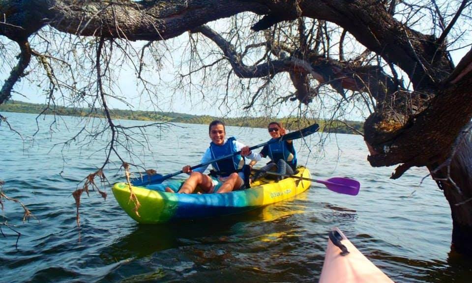 Ocean Kayak Rental in Safara, Portugal