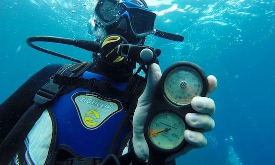 Learn Scuba Diving In Chalkidiki