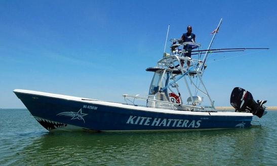 25' Fishing Charter In Hatteras, North Carolina