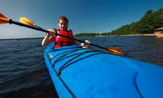 Sea Kayak Tour In Ontario