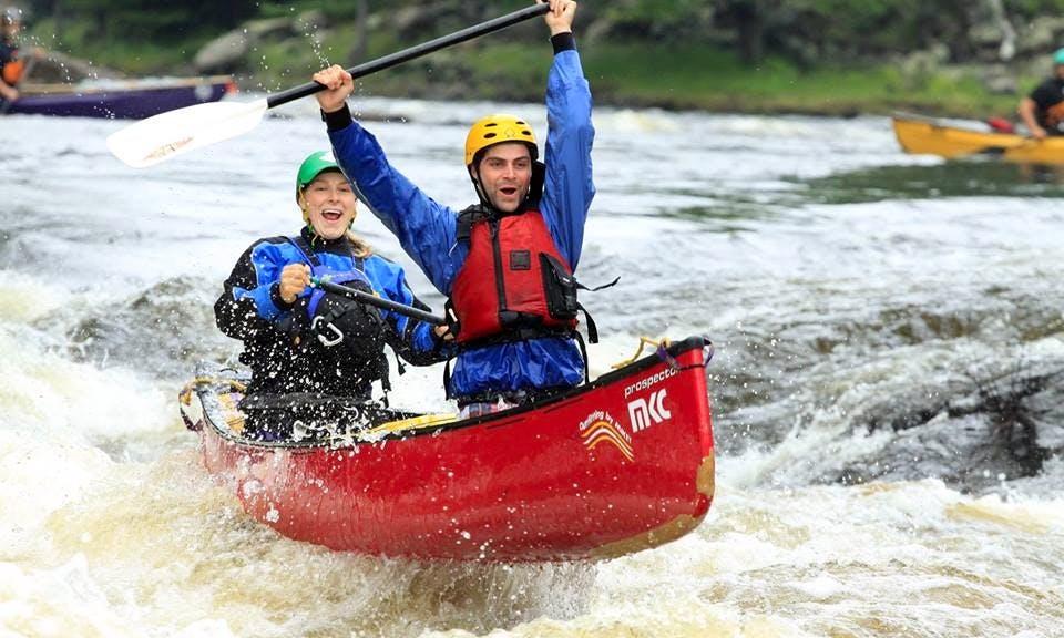 Weekend Canoe Lessom In Hastings Highlands