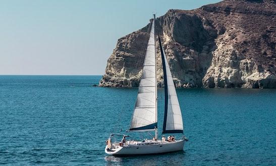 Sailing Charter On 49ft