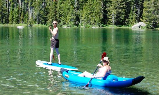 Inflatable Kayak Rental & Trips In Jackson